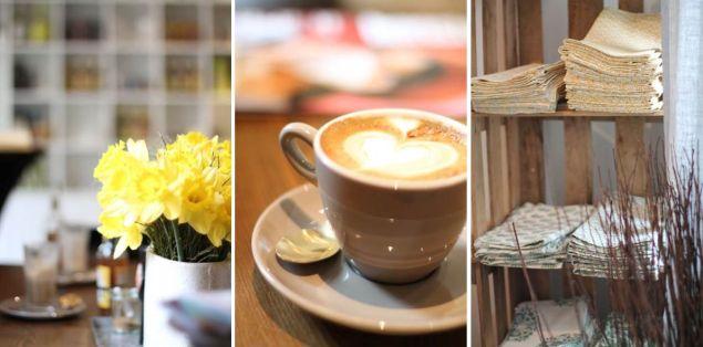 Barista-Kaffee im oheim in Frankfurt