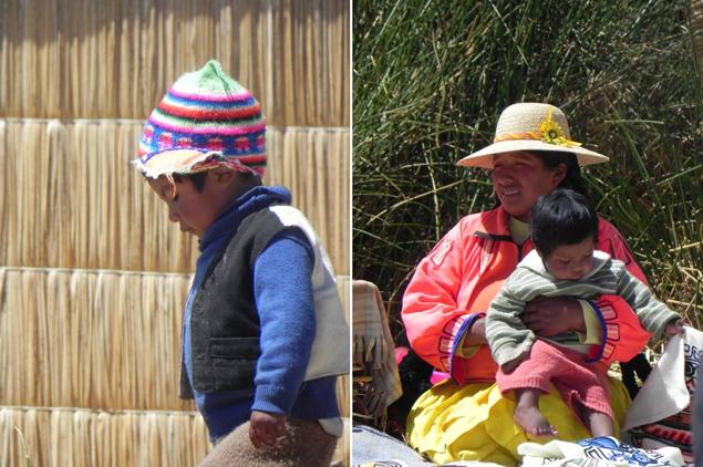 Titicacasee, Los Uros