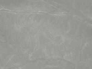 Nazca-Linien-Affe