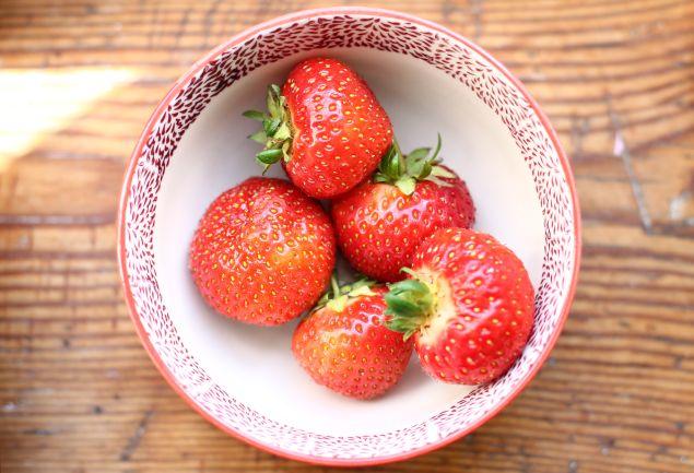 Erdbeeren, Erdbeeren, Erdbeeren