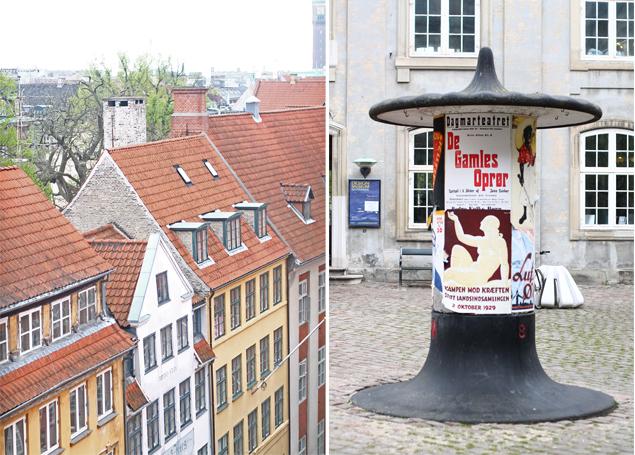 durch Kopenhagen schlendern