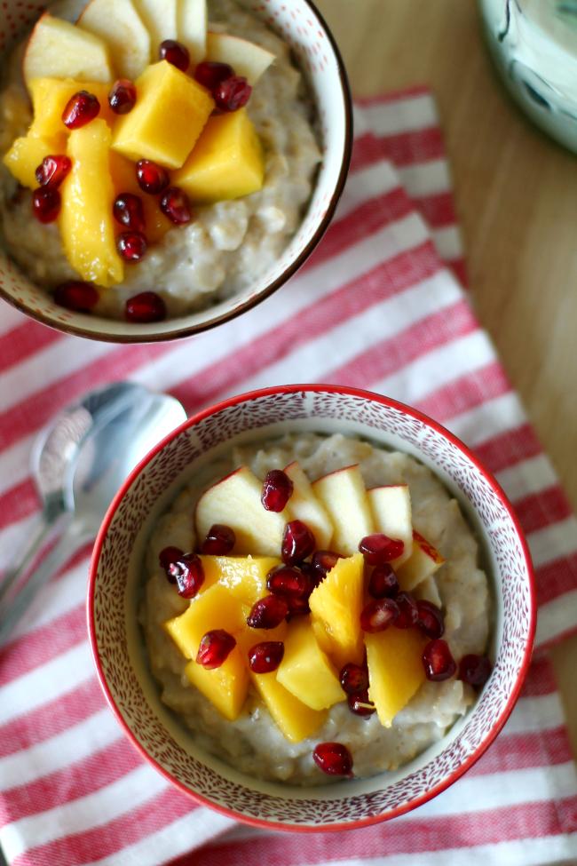 sonsttags - Porridge