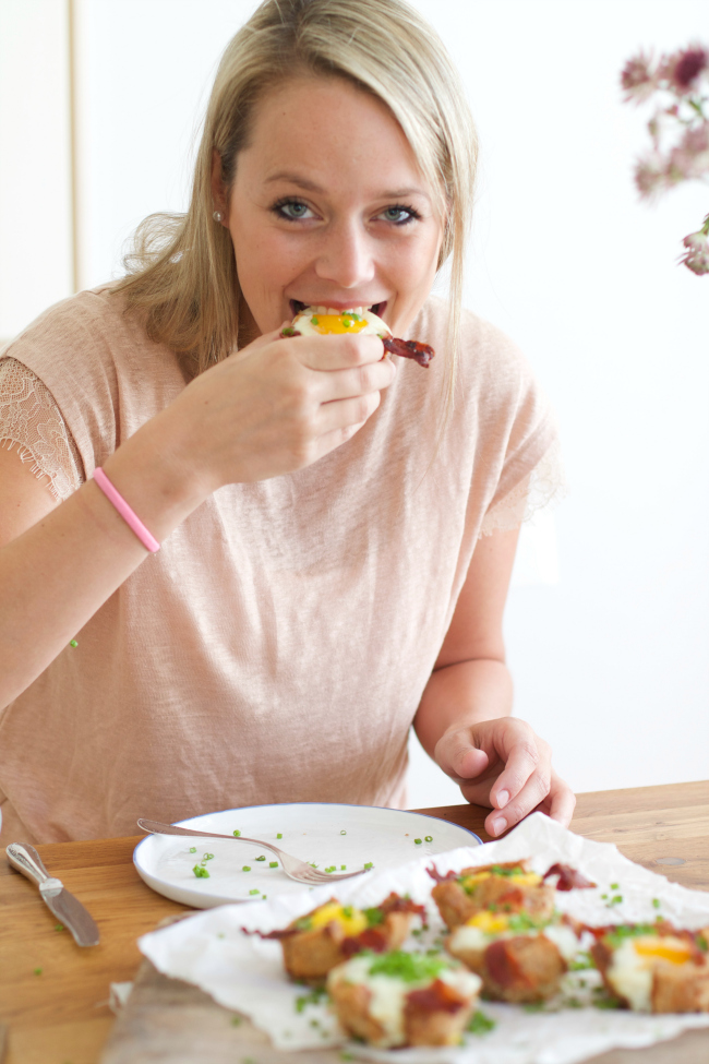 sonsttags - Rike vom Food-Blog Lykkelig