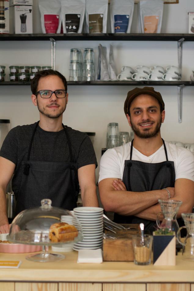sonsttags - Die Jungs von Public Coffee Roasters