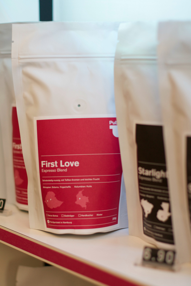 sonsttags - First Love von Public Coffee Rosters