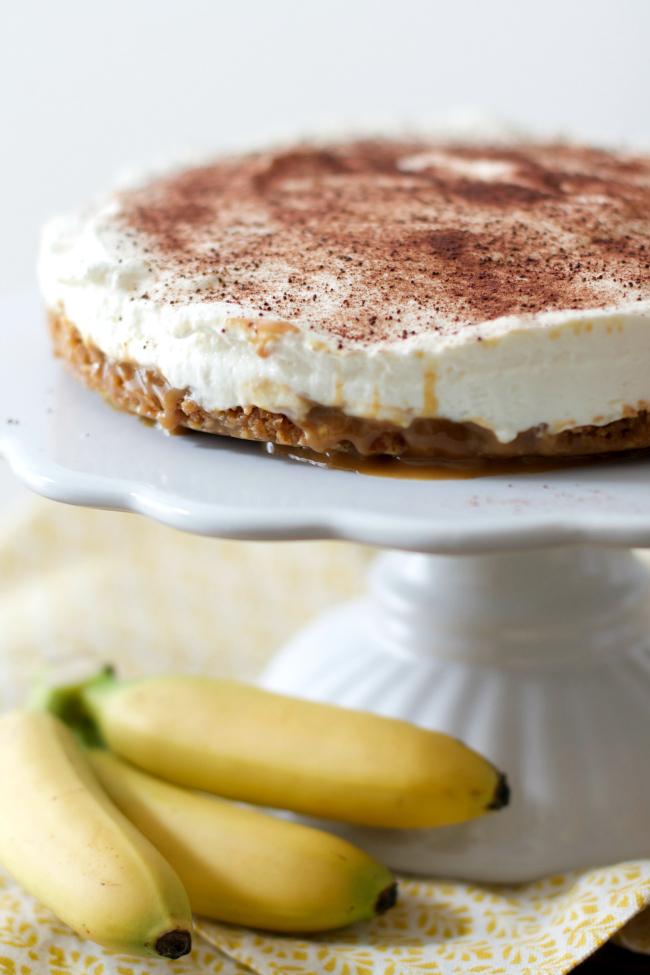 sonsttags - Banoffi mit Bananen und Karamell