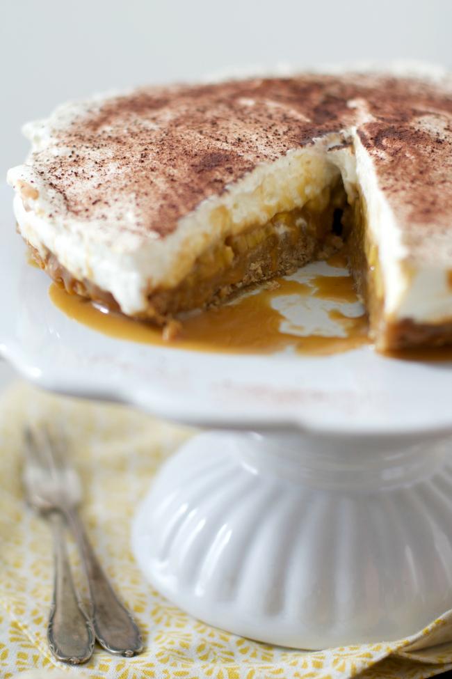 sonsttags - Ein Stück Bannoffee Pie
