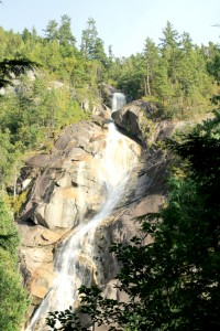 Wasserfall bei Vancouver